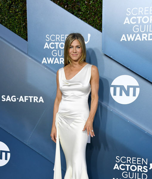 Jennifer Aniston's Message to COVID-19, Plus: J.Lo & A-Rod Reportedly…