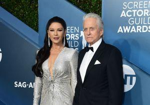 Vacay Mood! Why Michael Douglas & Catherine Zeta-Jones Missed the Golden…