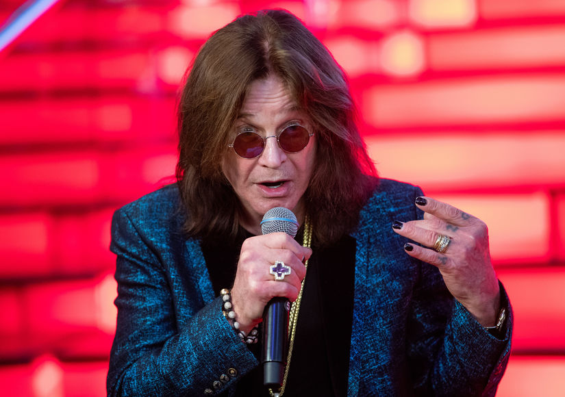 Ozzy Osbourne Makes New Revelations About His Parkinson's Diagnosis and Tour Plans