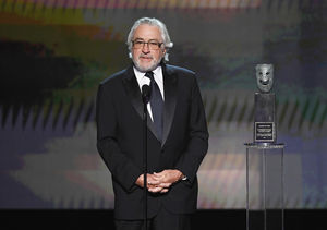 Robert De Niro Reveals His Greatest Achievements at SAG Awards 2020