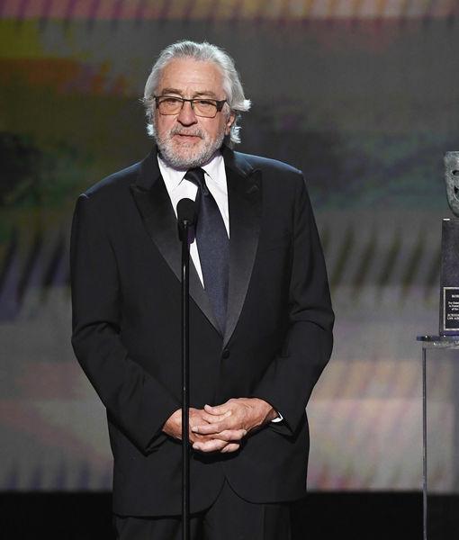 Robert De Niro Reveals His Greatest Achievements at SAG Awards 2020
