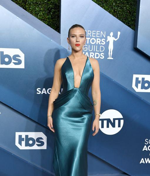 Scarlett Johansson Recalls Sweet Moment with Colin Jost on 'SNL'
