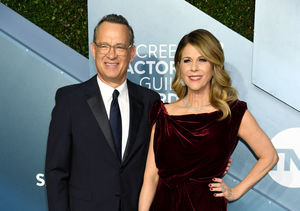Tom Hanks & Rita Wilson Avoid Glam Squad Nightmare Before the 2020 SAG…