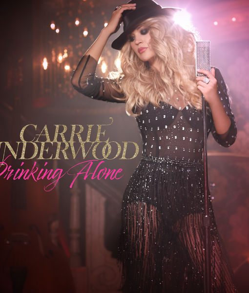 Behind the Scenes! On the Set of Carrie Underwood's 'Drinking Alone'…