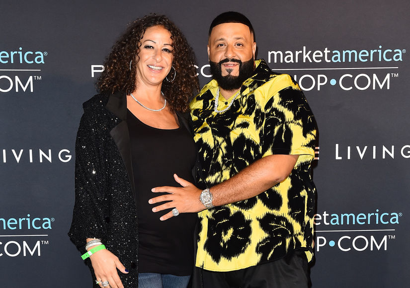 DJ Khaled & Nicole Tuck Welcome Baby #2