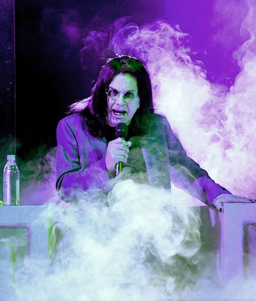 Ozzy Osbourne Reveals His Battle with Parkinson's Disease