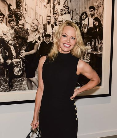 Surprise! Pamela Anderson Is Married — Who's the Lucky Guy?