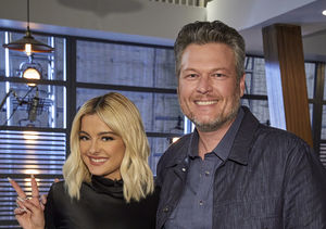 Blake Shelton Pokes Fun at New 'Voice' Coach Nick Jonas, Plus: Bebe Rexha…