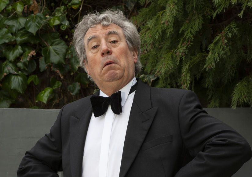 Terry Jones of Monty Python Dead at 77
