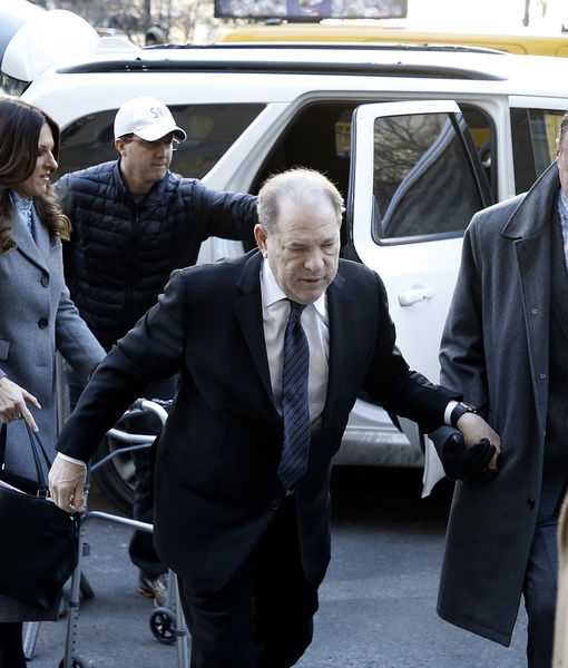 Harvey Weinstein Faces Court as Alleged Victims Speak Out on 'Extra'