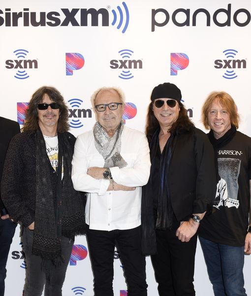 Rock Band Foreigner Talks Touring Essentials