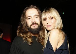 Heidi Klum & Tom Kaulitz Tested for Coronavirus
