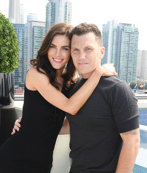 Hilary Rhoda & Sean Avery Expecting Baby Boy!