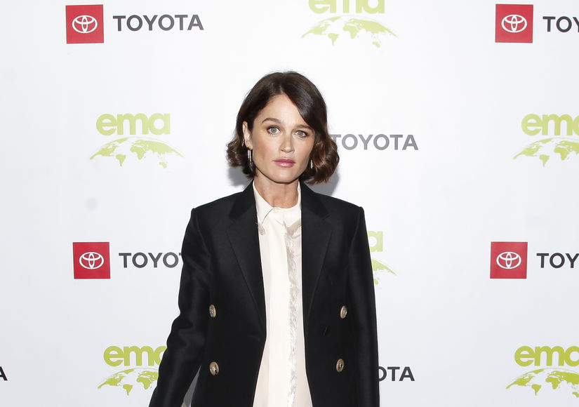 Surprise! Robin Tunney Secretly Welcomes Baby #2 — What's Her Name?