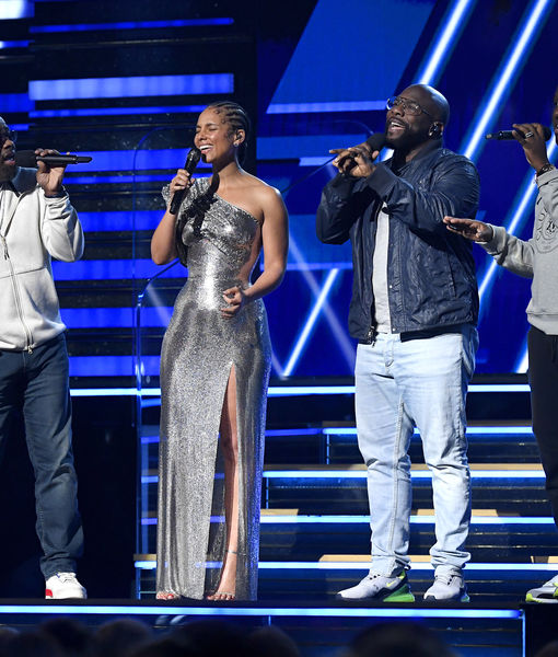 Alicia Keys & Boyz II Men Pay Tribute to Kobe Bryant at Grammys 2020