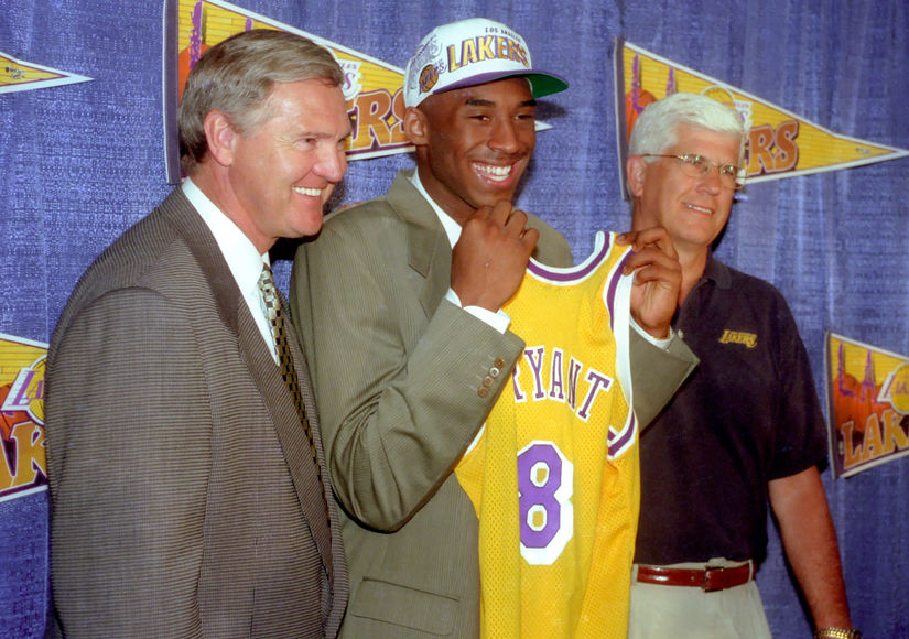 Jerry West's Reaction to Kobe Bryant's Death: 'One of the Worst Days of My Life'