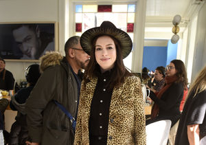 Anne Hathaway on Filming 'The Witches' Pregnant and Reuniting with 'Devil…