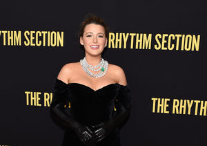 Blake Lively Shows Off Post-Baby Body at 'The Rhythm Section' Premiere,…