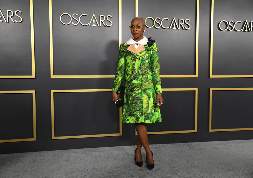 Cynthia Erivo Remembers Oscar Winner Kobe Bryant, Talks Oscars Diversity…