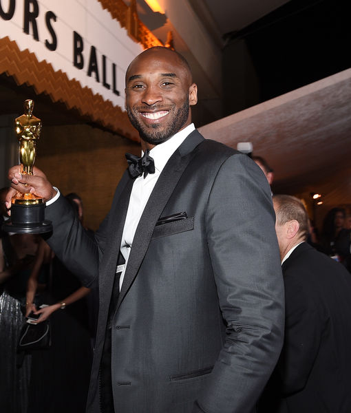 Photos of Kobe Bryant Through the Years