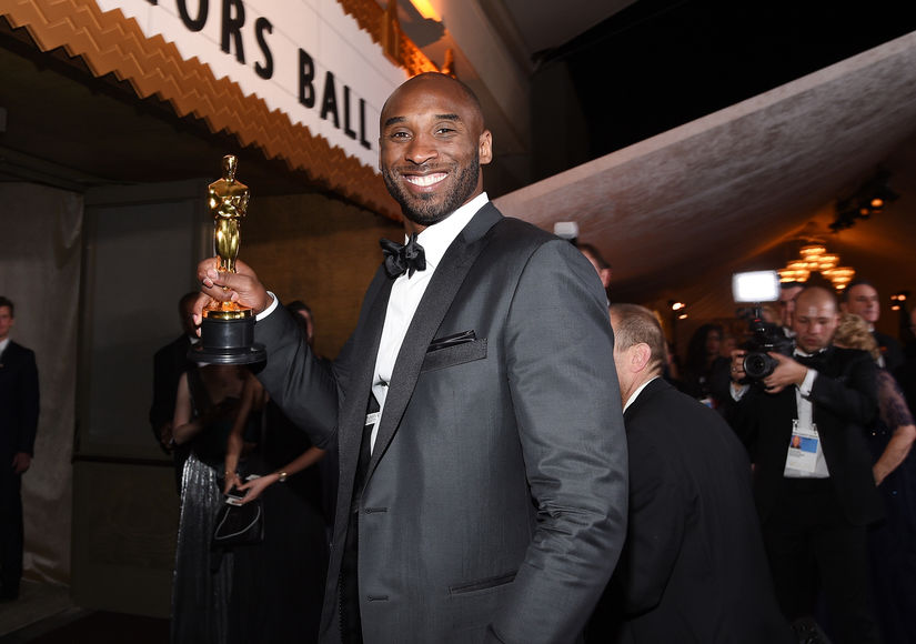 Kobe Bryant's Incredible Legacy: NBA Championships, an Oscar, Best-Selling…