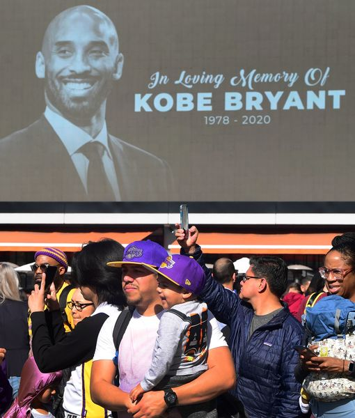 Kobe Bryant to Be Inducted into NBA Hall of Fame