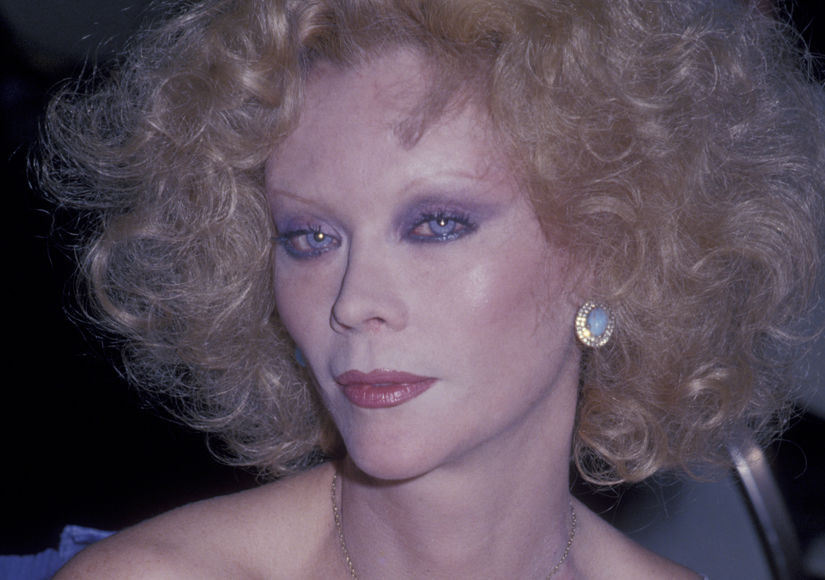 Monique van Vooren, Actress, Warhol Associate, and Socialite, Dead at 92