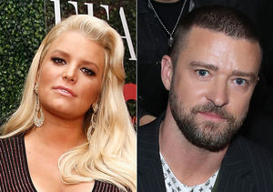 Say What? Jessica Simpson & Justin Timberlake Once Kissed... and Then He…