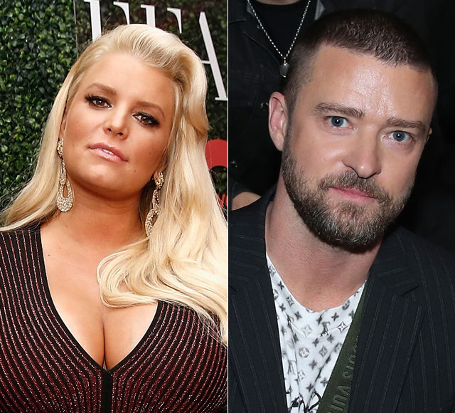 Say What? Jessica Simpson & Justin Timberlake Once Kissed... and Then He Texted Ryan Gosling!
