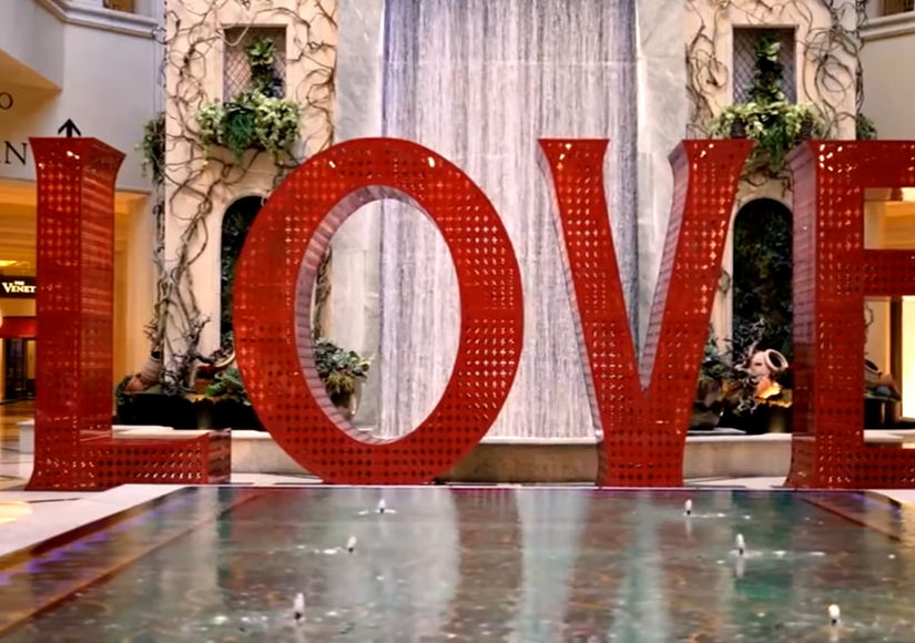Why Las Vegas Is the Romantic Hot Spot for Valentine's Day 2020