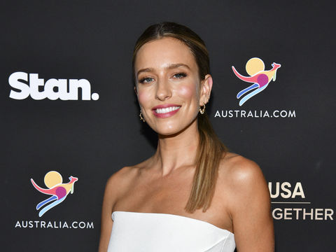 Billy Wishes Renee Well as She Heads Home to Host 'The Voice Australia'