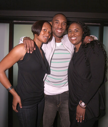 How Kobe Bryant's Sister Sharia Is Honoring Him After Public…