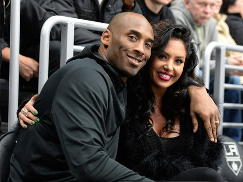Kobe Bryant's Wife Vanessa Receives Huge Inheritance from Business Deal