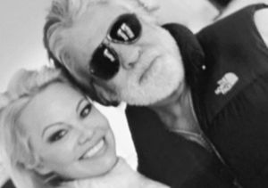 Pamela Anderson & Jon Peters Split 12 Days After 'I Dos'