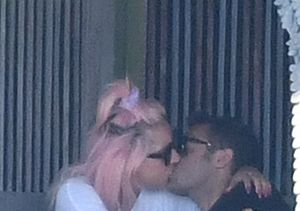PDA Alert! Lady Gaga's Mystery Guy Revealed