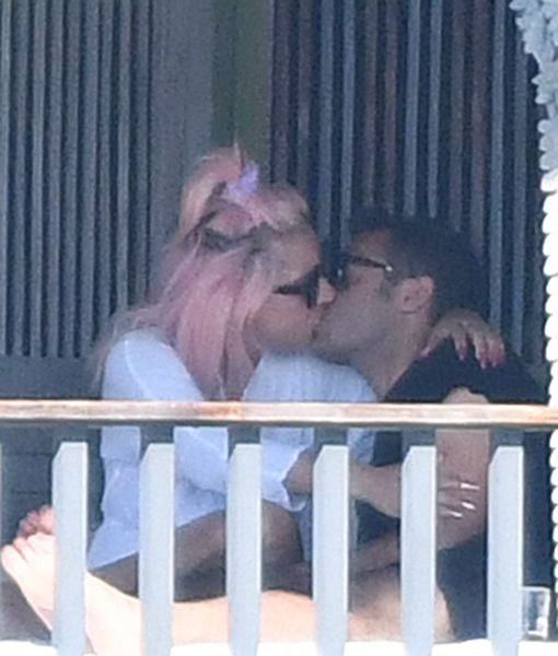 PDA Alert! Lady Gaga's Mystery Guy Revealed