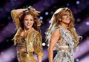 Jennifer Lopez, Shakira & J.Lo's Daughter (!) Slay Halftime