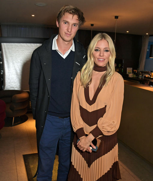 Report: Sienna Miller Engaged to Lucas Zwirner — See Her Diamond Ring!