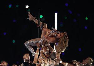 Pics! J.Lo & Shakira's Super Bowl Halftime