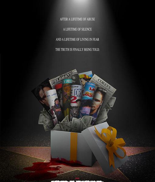 'Extra' Exclusive: Corey Feldman's 'My Truth: The Rape of Two Coreys' Poster…