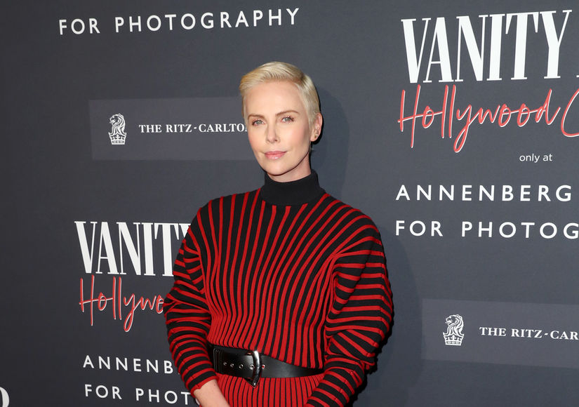 Charlize Theron Explains Why Homeschooling Her Kids Is 'Stressful'