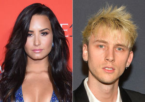 Demi Lovato & Machine Gun Kelly Spark Dating Rumors