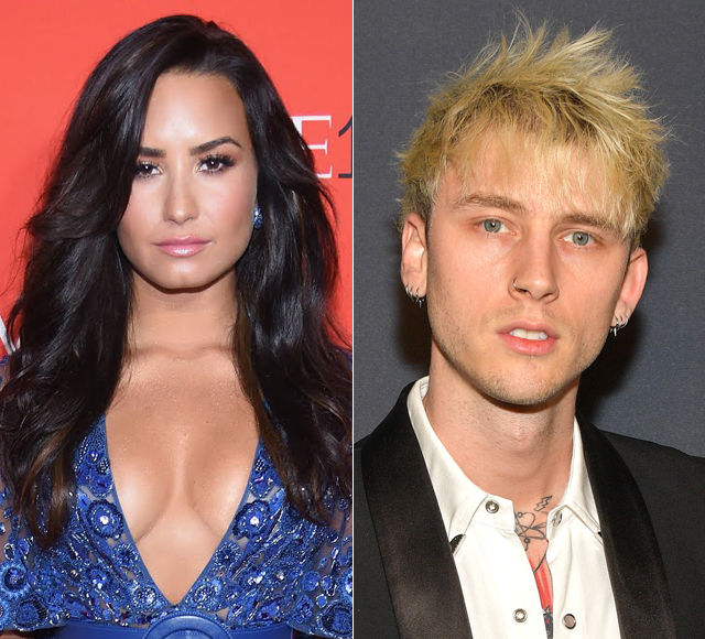 Demi Lovato & Machine Gun Kelly Spark Dating Rumors