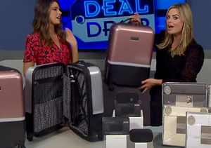 'Extra's' Deal Drop: Carry-Ons, Bluetooth Speakers, and Sheet Sets