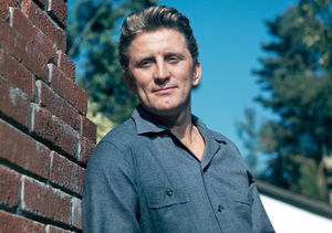 Family Gathers for Kirk Douglas' Private Funeral