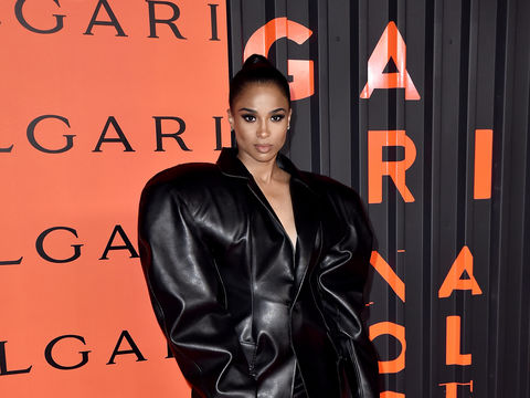 Zendaya's Night Out with Rumored BF, Ciara's Glam Maternity Dress, and More from Fashion Week