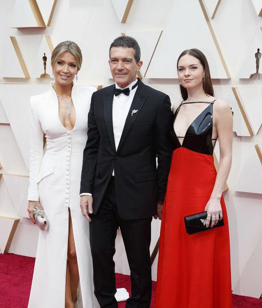 How Antonio Banderas' GF Nicole Kimpel Saved His Life