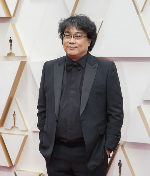 Bong Joon-ho Breaks News on 'Parasite' Series