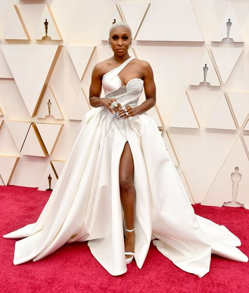 Oscars 2020 Chatter! Cynthia Erivo Talks Gone-Viral Photo of Her Meeting Brad…