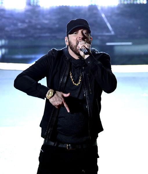 Eminem's Surprise Oscars Debut — How Did He Keep It a Secret?